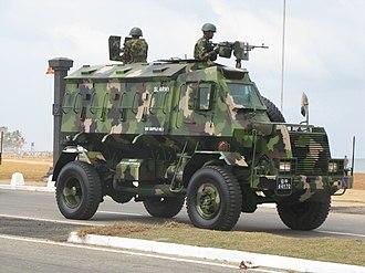 Unibuffel - Unibuffel of the Sri Lankan Army