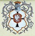 Stürtzel Wappen Altes Schloss Hugstetten-March vorne.jpg