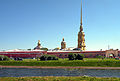 St-Petersburg.Peter and Paul Fortress and Cathedral.jpg