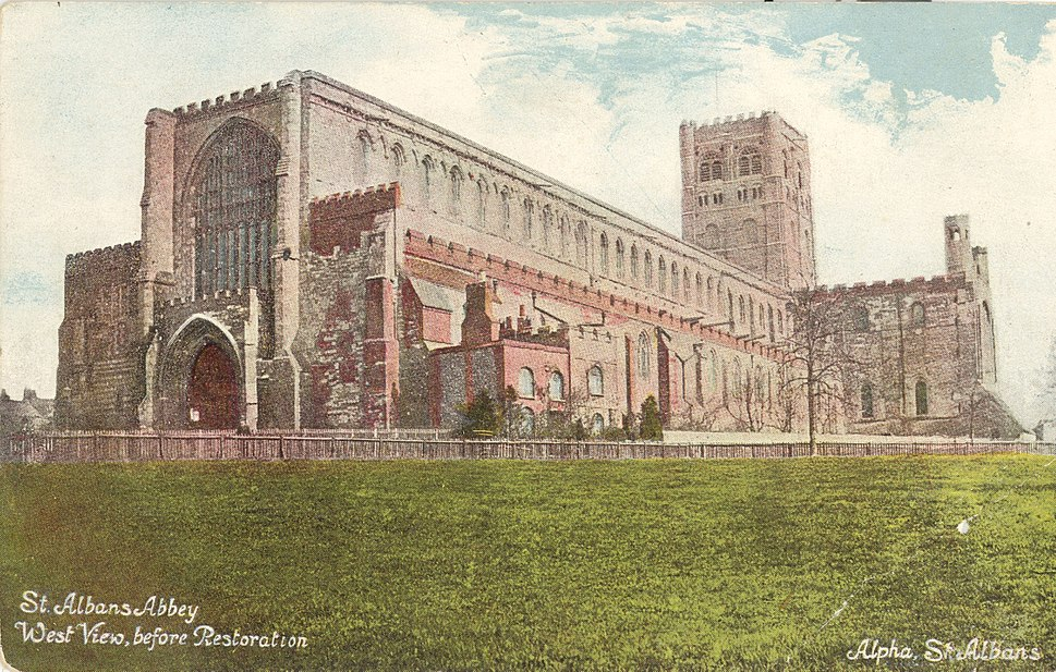 St-albans-alpha-0002-abbey-west-end-old