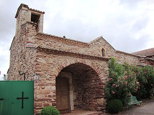 Le Bosc, Hérault - Church of Saint-Fréchoux
