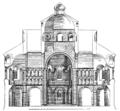 St. Aposteln Köln - Querschnitt - 1899.png