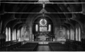 St. Clara Academy, small section of the chapel, enlarged in 1897.png