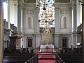 St. Giles-in-the-Fields Church, St. Giles High Street, WC2 - interior - geograph.org.uk - 1295316.jpg