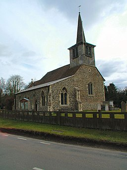 St. Mary's Church, Little Hallingbury - geograph.org.uk - 140633.jpg