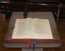 Lectionary Calendar 2022.Lectionary Wikipedia