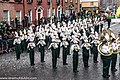 St. Patrick's Day Parade (2013) - Colorado State University Marching Band, Colorado, USA (8566290258).jpg