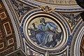 St. Peter's Basilica, Mosaic of St. Mark the Evangelist (48466554392).jpg