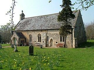 Aldringham Human settlement in England