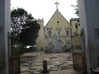 St. Andrew's Church, Mumbai - Image: St Andrew's Church, Bandra