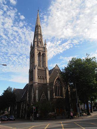 Penylan - St Andrew's Church