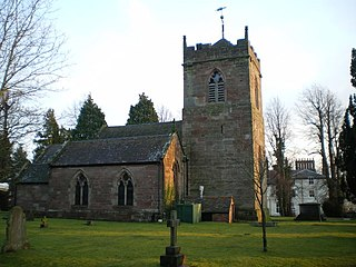 Ryton, Shropshire village in the United Kingdom