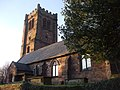 St Andrew's Church, Tarvin Geograph-2262964-by-John-Lord.jpg