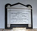 St Andrew's church - C20 memorial - geograph.org.uk - 1576461.jpg