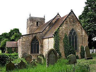 Harpswell, Lincolnshire - Church of St Chad, Harpswell