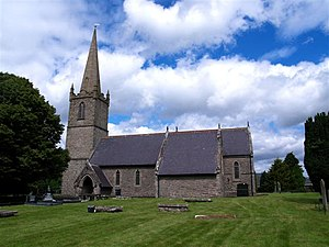 Draperstown - Image: St Columbas Church of Ireland geograph.org.uk 512395