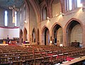 St Francis of Assisi Church, Great West Road, Isleworth, London TW7 - South arcade - geograph.org.uk - 1058843.jpg