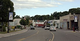 Downtown St. Ignace