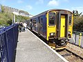 St Ives Railway Station with Sprinter Class 150263 (17292588719).jpg