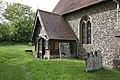 St Margaret, Wychling, Kent - Porch - geograph.org.uk - 1319965.jpg