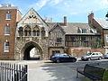 St Mary's Gate Gloucester 20.08.11.JPG
