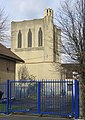 St Mary, Valence Wood Road, Becontree - Tower - geograph.org.uk - 1776265.jpg