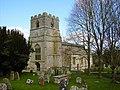 St Mary the Virgin church, Bishopstone, Swindon - geograph.org.uk - 355579.jpg