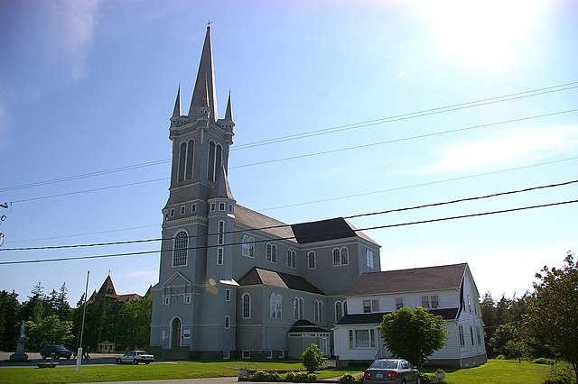 Pointe-de-l'Église