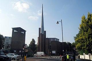 Warwick Avenue, London