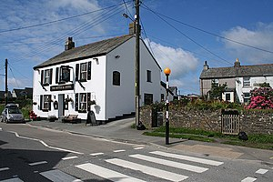 Delabole - The Bettle and Chisel public house