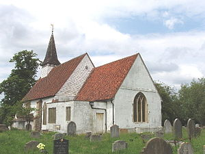 Northolt - The 15th-century St Mary's Church