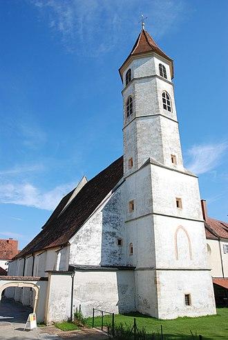 Bad Radkersburg - Parish church
