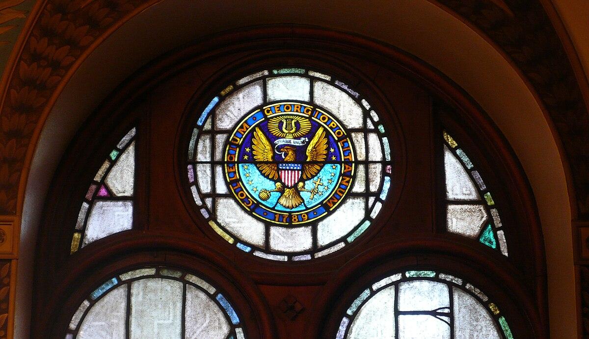 history of georgetown university