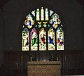 Stained glass window, St James's Church, Audlem - geograph.org.uk - 962977.jpg