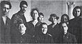 Stalin's Sectretarial Staff in 1924.jpg