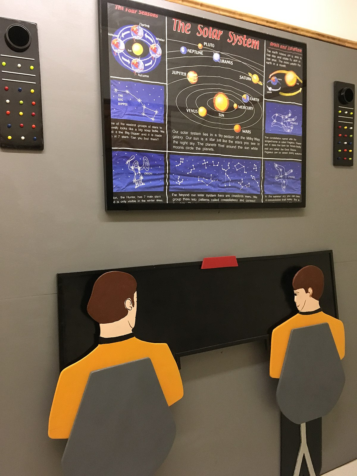File Star Trek Bathroom Art Jpg Wikimedia Commons