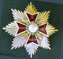 Order of the White Eagle (Poland) - Wikipedia