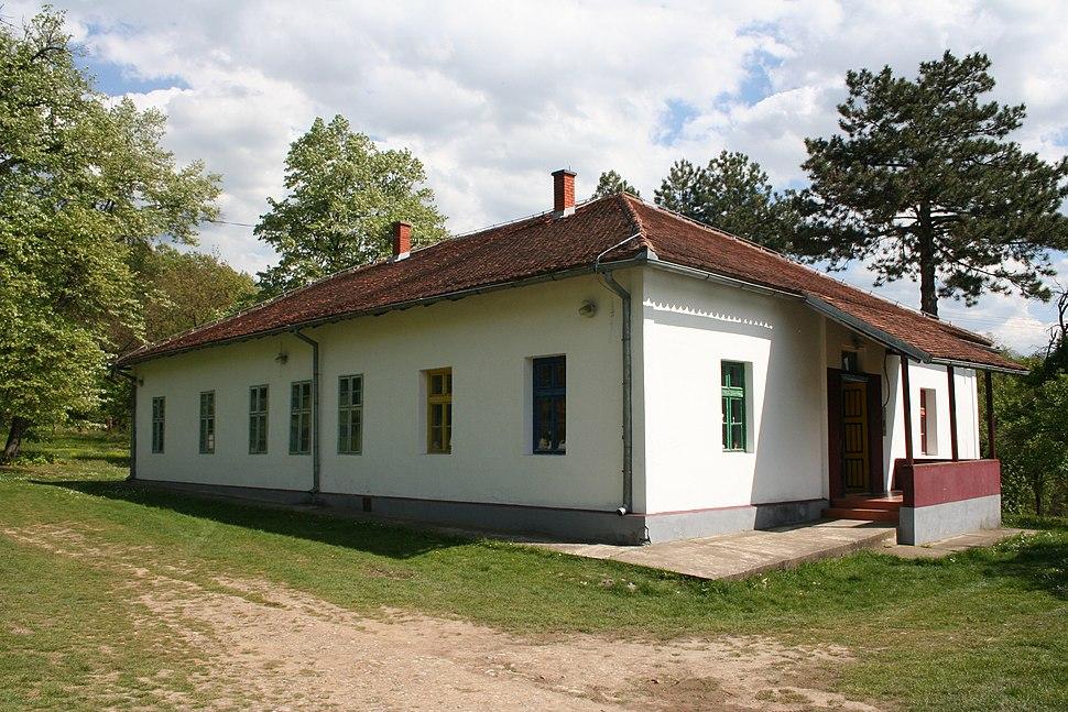 Stara škola Rabrovici, Divci 001