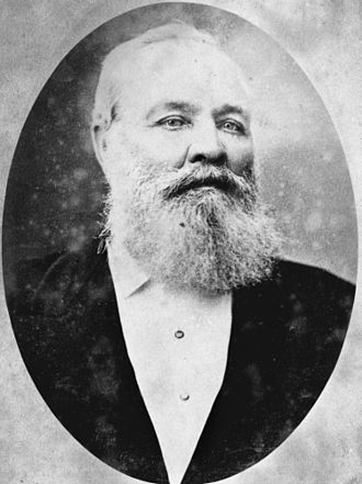 William Miles (Queensland politician) - William Miles, Brisbane, 1877