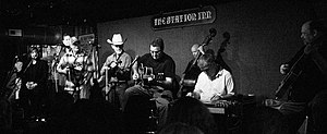 The Time Jumpers - The Time Jumpers performing at the Station Inn in 2011