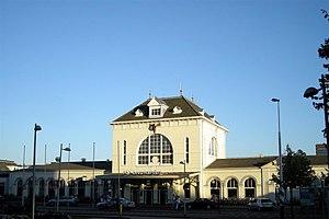 Leeuwarden railway station - Image: Station Leeuwarden 30