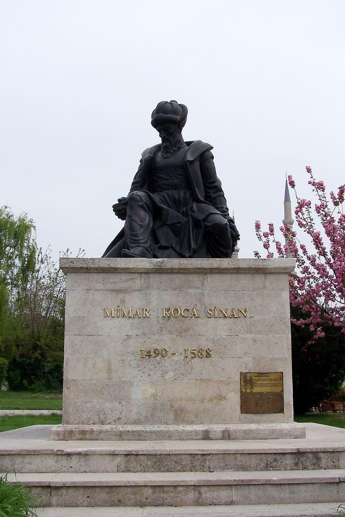 Mimar Sinan'ın mimari eserleri listesi