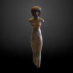 Statue of a woman-E 14276