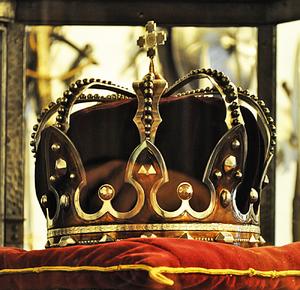 Steel Crown of Romania - The Crown