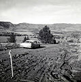 Steens Mountain Loop Road Construction circa 1960 (9668711248).jpg