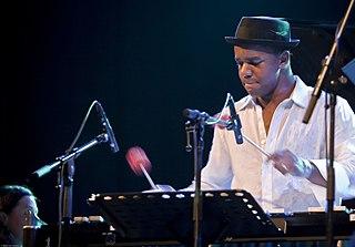Stefon Harris American musician