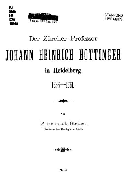 File:Steiner Der Zürcher Professor Hottinger.djvu