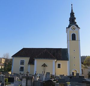 Štepanja Vas - Saint Stephen's Church