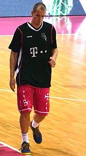 Steve Wachalski German basketball player