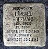 Stolperstein Bölschestr 25 (Frihg) Irmgard Holzmann.jpg